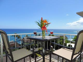 Sunset Kahili 507, 1BR HUGE Ocean View Top Floor - Koloa vacation rentals