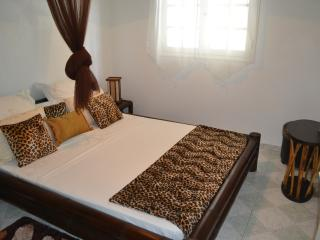 "LA NICOTORIA VILLA - APPARTEMENT T2 ""AFRICA"" - Deshaies vacation rentals"