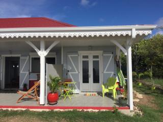 Studio tout équipé attenant à jolie villa créole - Le Marin vacation rentals