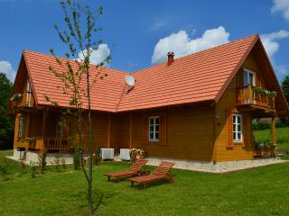 Sunny Rakovica vacation House with Mountain Views - Rakovica vacation rentals