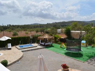 Villa Can Parrell  ETV-0994-E  Outddor Jacuzzi- - Sant Carles de Peralta vacation rentals