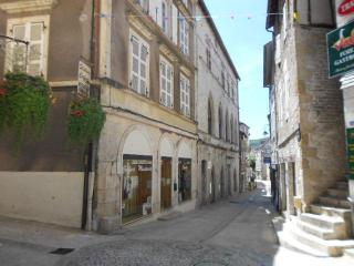 Elegant 'Grand Town House' 2 bedroom top floor apartment. - Souillac vacation rentals