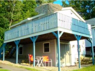 Charming Cottage with a Channel View - Weirs Beach vacation rentals