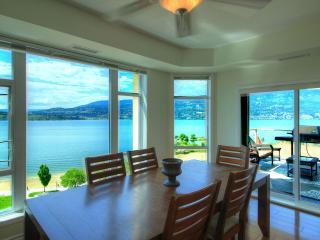 BEST VIEW IN THE BUILDING - Huge 3 bedroom - Kelowna vacation rentals