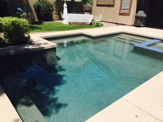 Private pool, 3bd, one floor. Golf, location!. - Chandler vacation rentals