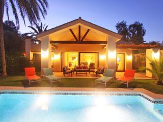 BEACHSIDE BRAND NEW LUXURY VILLA PRIV.CINEMA SAUNA - Elviria vacation rentals