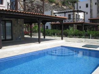 Troyy with private pool and seaview - Gundogan vacation rentals