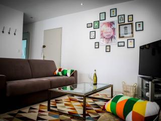 60 m² BIARRITZ 700M PLAGE (5 MN A PIED ) + Parking - Biarritz vacation rentals