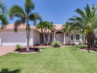 Waterfront Villa Cape Florida with Gulf access - Cape Coral vacation rentals