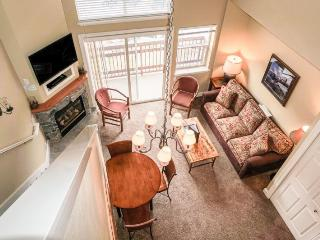 Red Cliffs Vista One Bedroom Loft, The Mountain Club #320-#322 - Kirkwood vacation rentals
