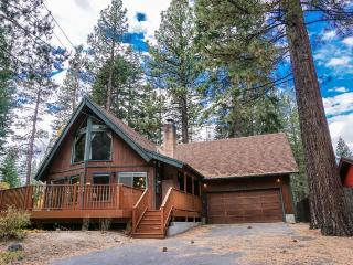 Perfect South Lake Tahoe A-frame cabin, very private - South Lake Tahoe vacation rentals