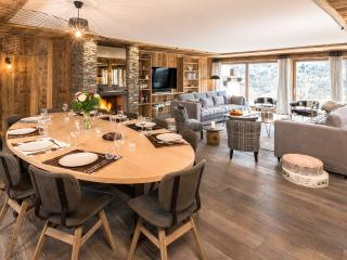 Luxury Chalet Apartment Cherferie - Meribel vacation rentals