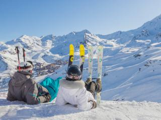 Comfortable 3 bedroom Val Thorens Apartment with Internet Access - Val Thorens vacation rentals