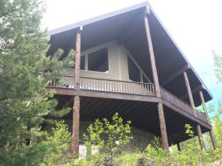 Beautiful Waterfront Cabin on Island Park Res. - Island Park vacation rentals