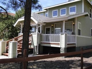 Beautiful 4 bedroom Cabin in Pinetop - Pinetop vacation rentals