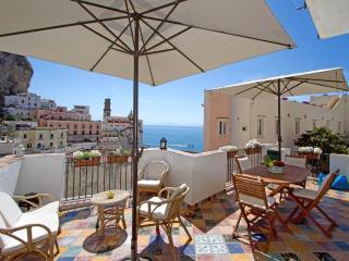 Casa Marina, incantevole terrazza vista mare - Atrani vacation rentals