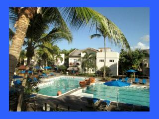 Luxurious suite apartment in beach front complex - Castries vacation rentals