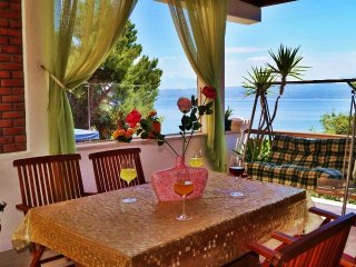 Tempera 2 on the beach,terrace-sea view - Split vacation rentals