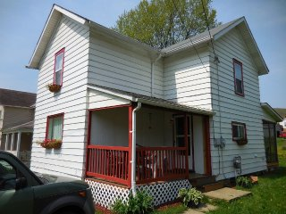 Riverside house near Tionesta, PA - West Hickory vacation rentals