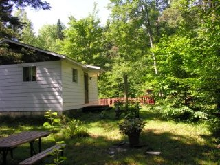 Country rustic cottage by the river - Thetford Mines vacation rentals