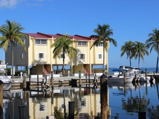 Mini Season Available! Bayfront townhome with beautiful views and more - Tavernier vacation rentals
