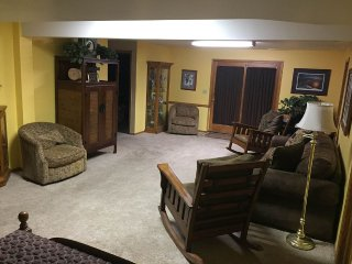 Walkout Basement W/ Mountain View - Loveland vacation rentals