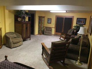 Walkout Basement W/ Mountain View - Loveland vacation rentals