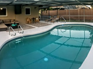 Private Pool Renovated Beach Cottage - Naples Park vacation rentals