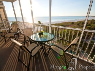 Morgan Properties - Crystal Sands 608 - 2 Bed / 2 Bath Direct Ocean-front - Siesta Key vacation rentals