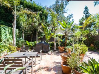 Your Garden Oasis on 1st Block to Beach! (1BA/1BA) - Los Angeles vacation rentals
