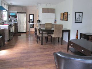 Beautiful Condo with Internet Access and Washing Machine - Val David vacation rentals