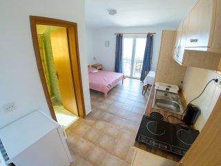 Neza Apartments at the sea, studio 1 - Stara Baska vacation rentals