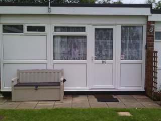 PBK Hemsby 190 Belle Aire Holiday Chalet to let. - Hemsby vacation rentals