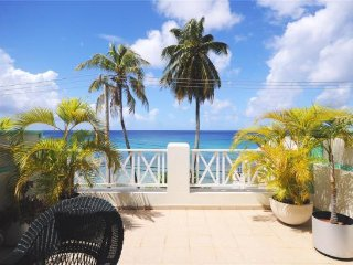 The Wicket, Beachfront Penthouse, Speightstown - Speightstown vacation rentals