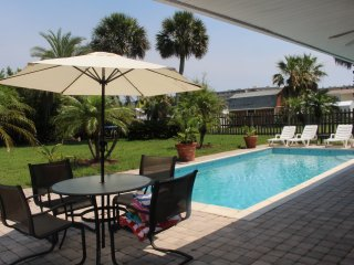 Private Beach House w/pool, 4 houses from A1A!!!!! - New Smyrna Beach vacation rentals