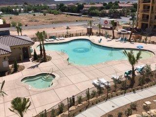 Chic St George Rental - New Resort!  Steps to Pool - Saint George vacation rentals