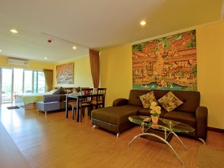 5 ***** condo BK208 (52sqm) in city centre. - Hua Hin vacation rentals