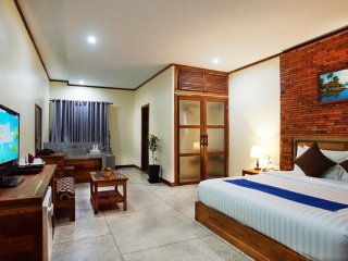 Premier Deluxe Double Room with Pool View - Siem Reap vacation rentals
