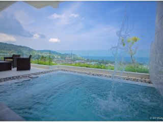 APPART LUXE SEA VIEW 180° SWIMMING POOL  3CH 6/8P  RESIDENCE 5 ***** - Kata vacation rentals