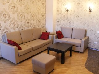 2 Bedroom Apartment on Pushkin street - Yerevan vacation rentals