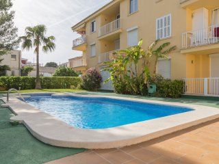 Cozy apartment 5min walk from the beach! - Ca'n Picafort vacation rentals