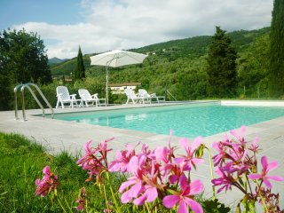 casa in toscana  piscina parcheggio wifi gratuiti - Reggello vacation rentals
