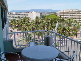 Appartment Salou Plaza Europa mit TV und Pool - Salou vacation rentals