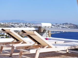 La Maison Blanche Mykonos - View and Privacy - Mykonos Town vacation rentals