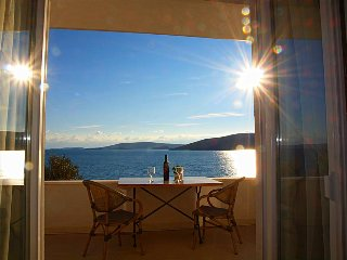 Gorgeus  new apartment few steps from the beach - Seget Vranjica vacation rentals