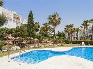 Riviera del Sol, appartement lumineux et vue mer. - Mijas vacation rentals