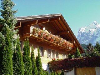 4 * Ferienwohnung mit Sicht auf die Eigernordwand - Grindelwald vacation rentals