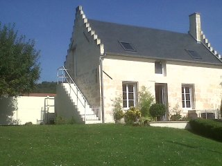 Nice House with Internet Access and Television - Berneuil-sur-Aisne vacation rentals