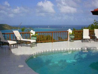 Bright Villa with Television and Satellite Or Cable TV in Virgin Gorda - Virgin Gorda vacation rentals