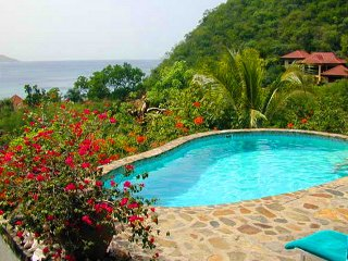 Bright 4 bedroom Virgin Gorda Villa with Television - Virgin Gorda vacation rentals